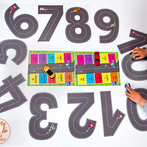 COUNTING IN MOTION – SET
