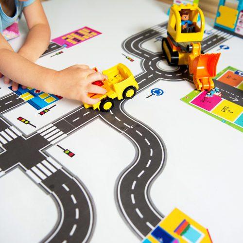 Ulice i znaki drogowe
