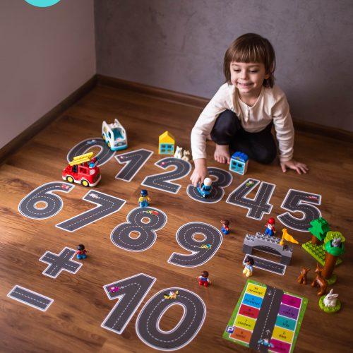 Matematyka w ruchu – drogi liczby